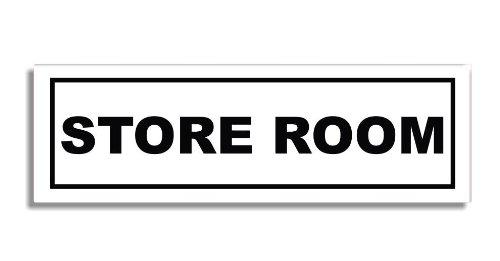 5055874703385 Ean Store Room Door Sticker Sign T R