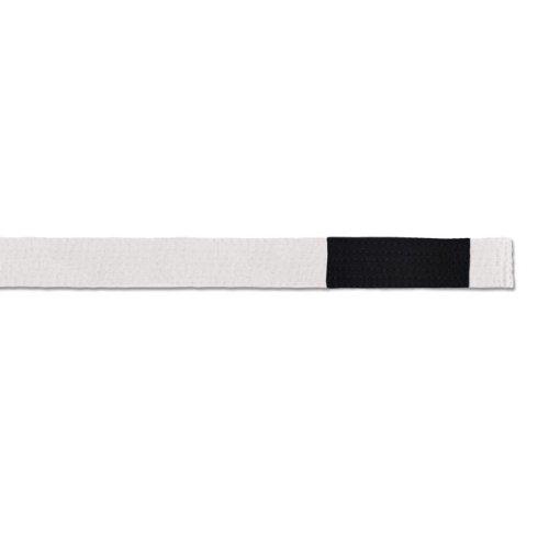 Revgear A3 Brazilian Jiu Jitsu Martial Arts Belt, White by Revgear