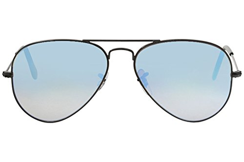 Ray Sunglasses Metal polarized mirrored 40 ban Large Aviator 002 Non 3025 Non ZrqgZ