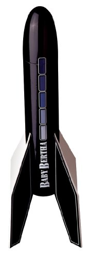 Bertha Model Rocket - 4