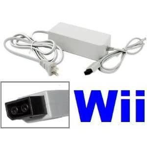 Replacement AC Power Adapter for Nintendo Wii