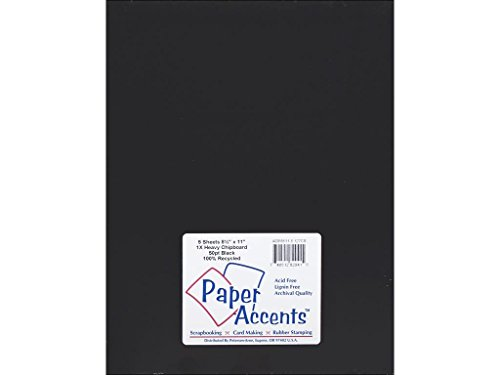 Paper Accents Chipboard - 8