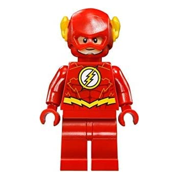 Amazon.com: LEGO Super Heroes Flash Key Chain 853454: Toys ...