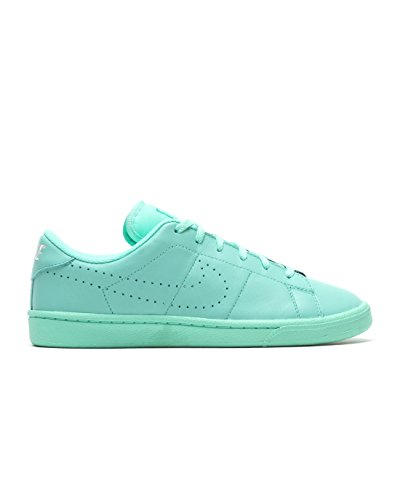 (Nike Tennis Classic PRM (GS) Trainers 834151 Sneakers Shoes (5 M US BIG KID, green glow 300))