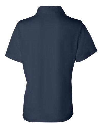 Featherlite Ladies' Polyester Mesh Pique (Navy) (3X)