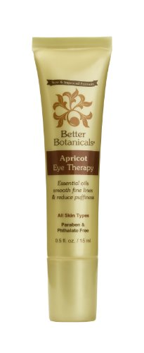 Better Botanicals Apricot Eye Therapy, 0.5 Ounce Tubes