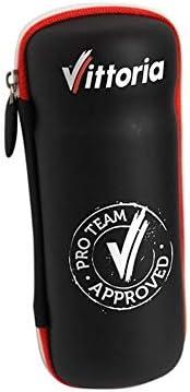 Bidón porta-herramienta-cámaras Vittoria, color negro: Amazon.es: Deportes y aire libre