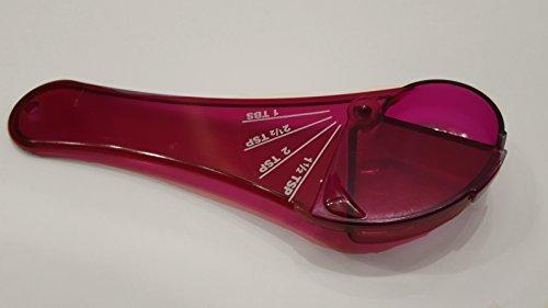 IKE Adjustable Measuring Spoon - 5 Measures in 1 Spoon