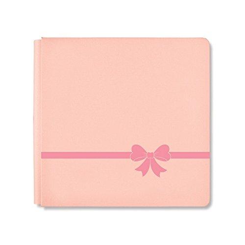 12x12 Blush Little Lamb Girl Album Cover by Creative Memories