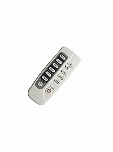 General Replacement Remote Control For GE ASH06LBS1 ASH08FAS