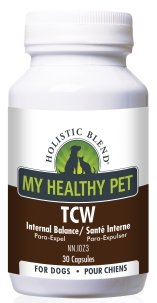 TCW (30Capsules) Dogs Holistic Blend Brand: Holistic Blend Pet Food (Tcw Natural)