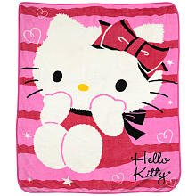 Hello Kitty Micro Throw Blanket