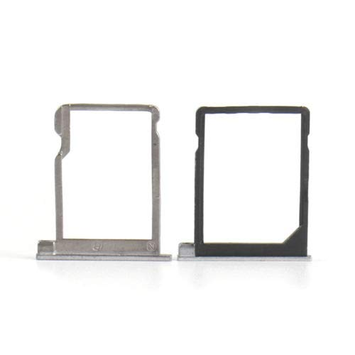 FidgetKute New SIM Card Tray Slot Holder Replacement for Huawei Ascend P6/G7 P6 (Sim Card Slot Huawei Ascend P6)