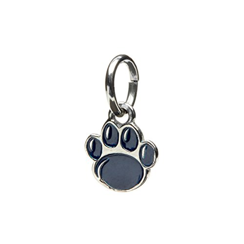 (Penn State Charm | Nittany Lions Paw Dangle Charm | Officially Licensed Penn State University Jewelry)
