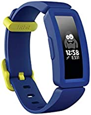Fitbit Ace 2 Activity Tracker for Kids, Night Sky + Neon Yellow, One Size 0.04 Pound