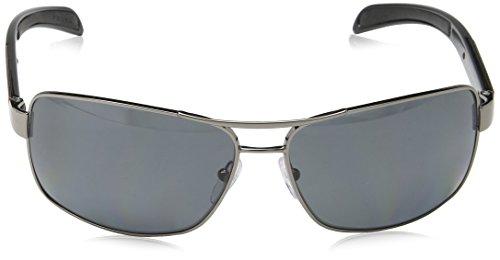 Prada Sport Sonnenbrille (PS 54IS) Gris (metall)