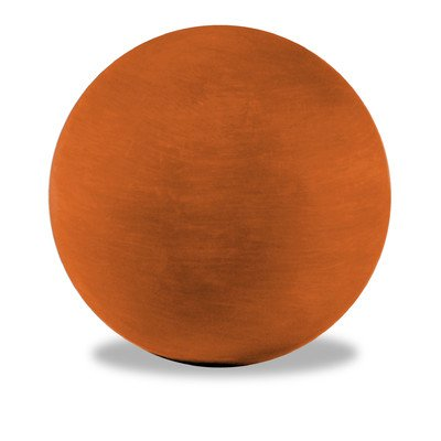 (Amedeo Design 1800-91T ResinStone Decorative Garden Sphere, 24 by 24 by 24-Inch, Terra)