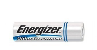 Energizer L91VP AA Energizer Ultimate Lithium Battery- Case of 620 batteries L91-VP Bulk by Energizer