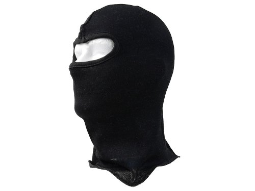 Jtech Gear Cool Max Balaclava, Black