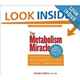The Metabolism Miracle, Diane Kress, 1609610598