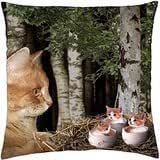 Good Old Days - Throw Pillow Cover Case (18