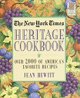New York Times Heritage Cookbook, Jean Hewitt, 0517309971