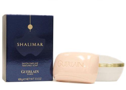 Shalimar By Guerlain For Women. Perfumed Soap 3.5 Oz/100 (Guerlain Soap)