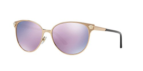 Versace Womens Sunglasses Gold/Pink Metal - Non-Polarized - - Versace Sunglasses Pink