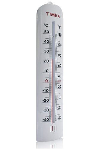 Superior Timex 10.62 Inch Tube Thermometer (TX1003)