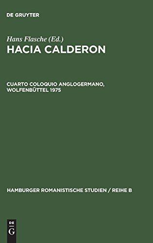 Cuarto Coloquio Anglogermano, Wolfenbüttel 1975 (de Gruyter Lehrbuch)  [Coloquio Anglogermano <4, 1975, Wolfenbüttel> - Flasche, Hans] (Tapa Blanda)