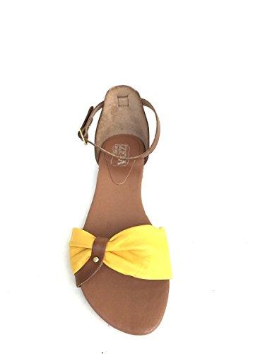 Zapatos amarillos formales Ganter para mujer bpCbdVuQd