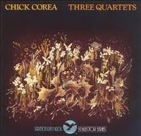 Three Quartets (French Import) by chick corea (1992-11-09) (Import Chicks)