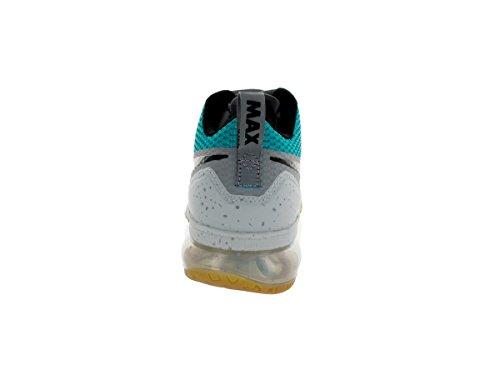 Nike Heren Air Max Tr180 Wolf Grijs / Blk / Bl Lgn / Pr Pltnm Training Schoen 8,5 Mannen Ons