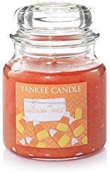 Yankee Candle Halloween Treats Medium Jar Candle ()