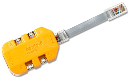 Fluke Networks 8 Wire Modular Adapter