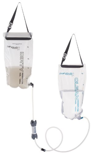 Platypus GravityWorks 4.0 Liter High-Capacity Water Filter System
