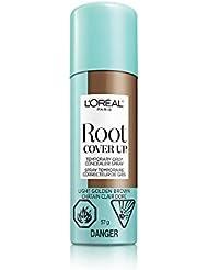 L'Oreal Paris Magic Root Cover Up Gray Concealer Spray...