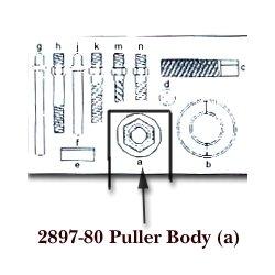 KD Tools (KDT2897-80) Puller Body for KDT2897