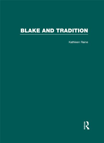 Download Blake and Tradition Pdf