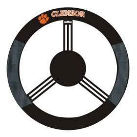 steering wheel cover clemson - 1