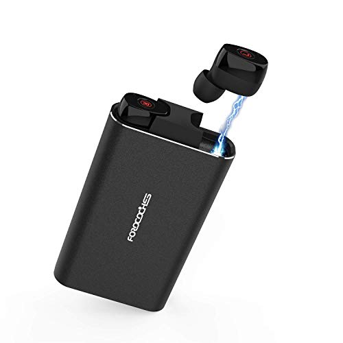 Wireless Earbuds,Forocoches Bluetooth 5.0 Bass Noise Cancell