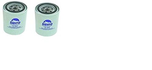 FUEL WATER SEPARATOR FILTER 2 PACK SIERRA 18-7845