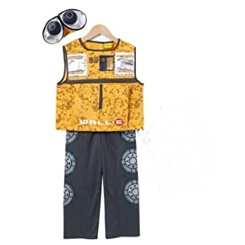 Disney Wall-e Robot Fancy Dress Costume 7-8 years  sc 1 st  Amazon UK & Disney Wall-e Robot Fancy Dress Costume 7-8 years: Amazon.co.uk ...