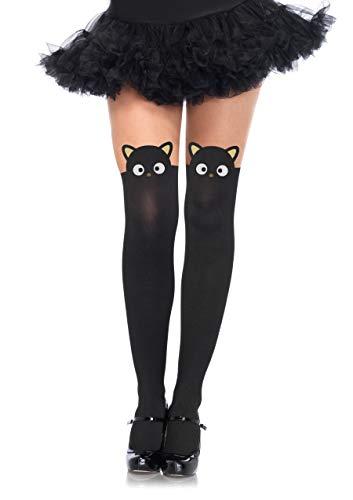 Leg Avenue Women's Costume, Black One -