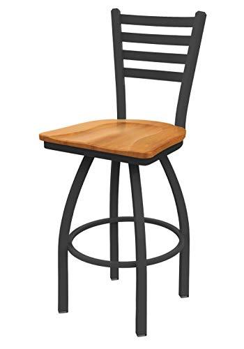Holland Bar Stool Co. 41025PWMedMpl 410 Jackie Counter Stool, 25