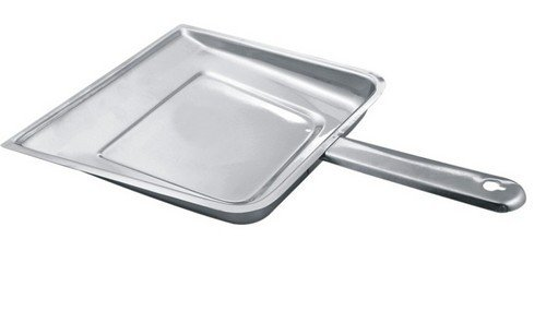 Stainless Steel Dust Pan,Cleaning Product,dust pan cleaner for household floor dust removal. by Satre Online And Marketing (Image #3)