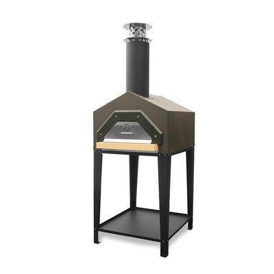 Americano Pizza Oven on Stand Color: Dark Roast by Chicago Brick Oven