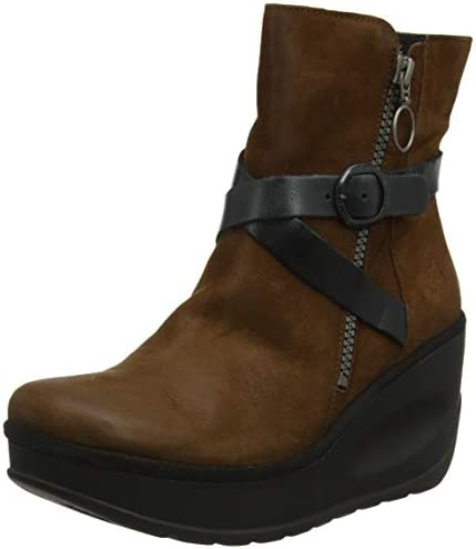 FLY London Womens Ankle Boots