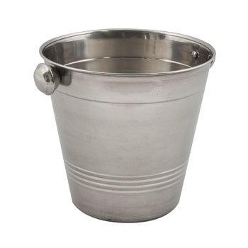 Regent Products 25307 2.5 qt Stainless Steel Ice Bucket44; Pack of 36