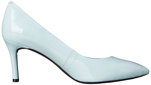 cheap clearance free shipping cheap price Rockport Women's Total Motion 75mm Pointy Pump Icy Blue Patent cheap amazing price QLaab